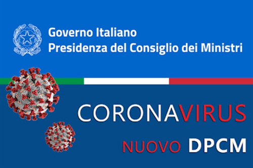 DPCM DEL 13/10/2020 IN SINTESI